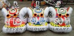 Ram fur hoksan lion heads