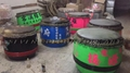 Drums with good sound and durable for lion dance