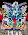 Chinese Futsan style traditional Lion