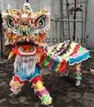 Traditional Lions Lui Bei, Guan Gung,