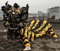 Traditional Lions Lui Bei, Guan Gung, Zhang Fei, Zhao Yun, Ma Chao, Huang Zong