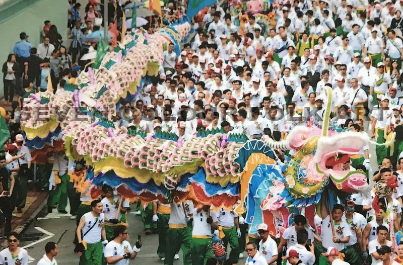 Special Huge Dragon - 60 meters 3