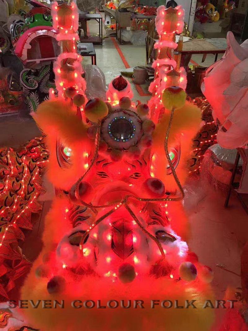 LED dragons 4