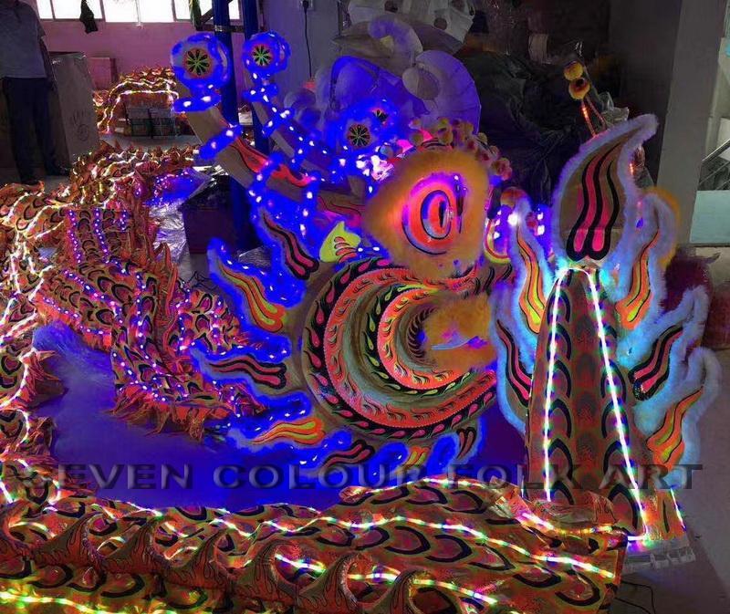 LED dragons 2
