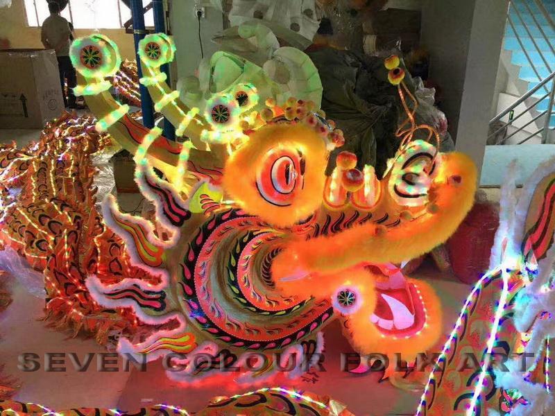 LED dragons 3