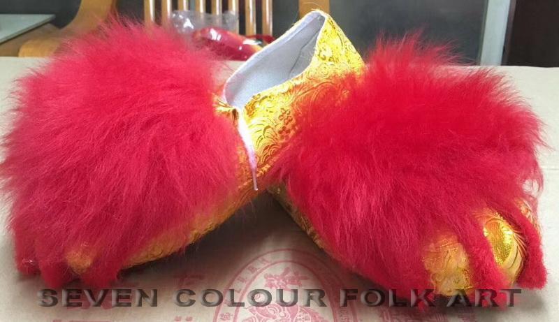 Lion shoes 4