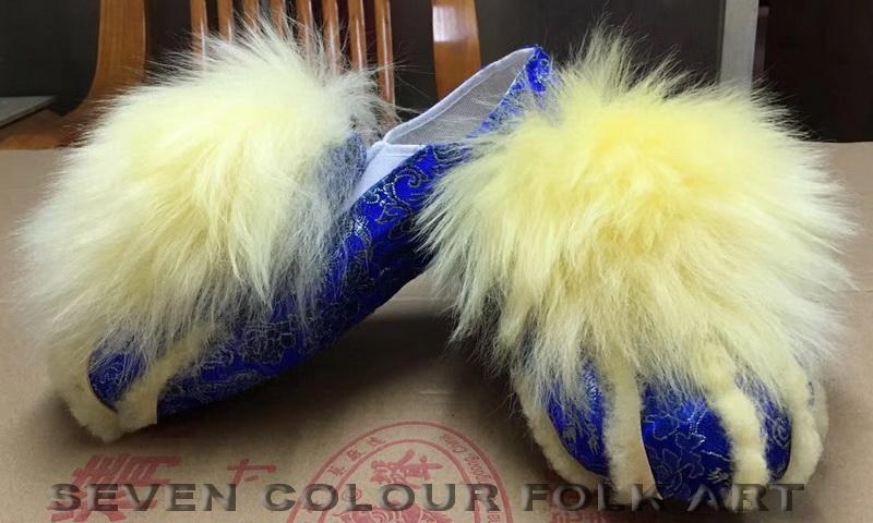 Lion shoes 6
