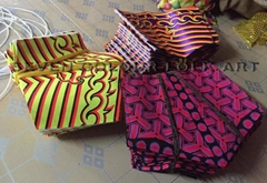 Printed gaiter for lion dance, dragon dance or parade