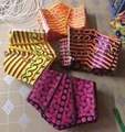Printed gaiter for lion dance, dragon dance or parade 2