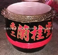 Traditional drums for lion dancing 8