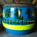 Traditional drums for lion dancing 15