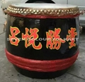 Traditional drums for lion dancing 7