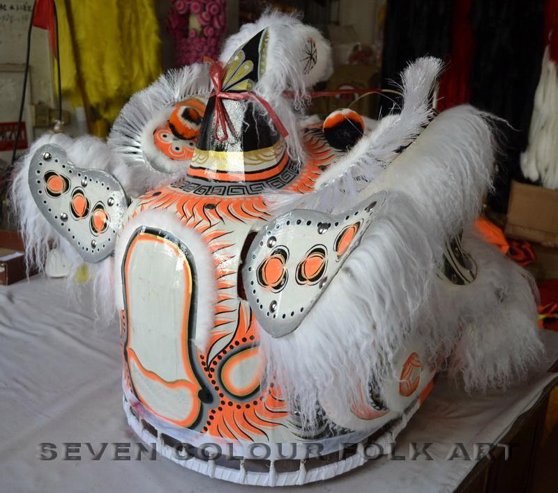 Jow Ga lion head 3