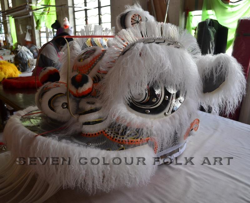 Jow Ga lion head 2