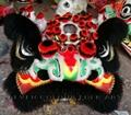 Futsan style lion head with ram fur