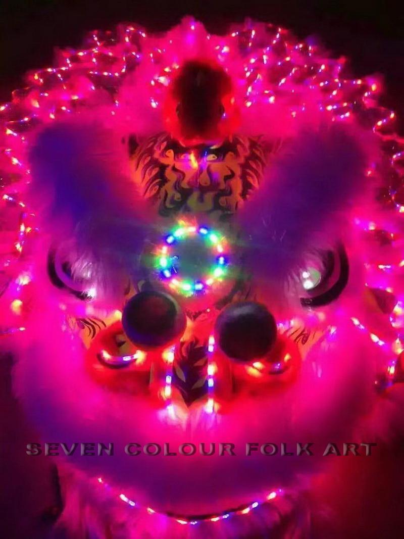 LED lions 1