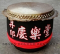 Traditional drums for lion dancing 1