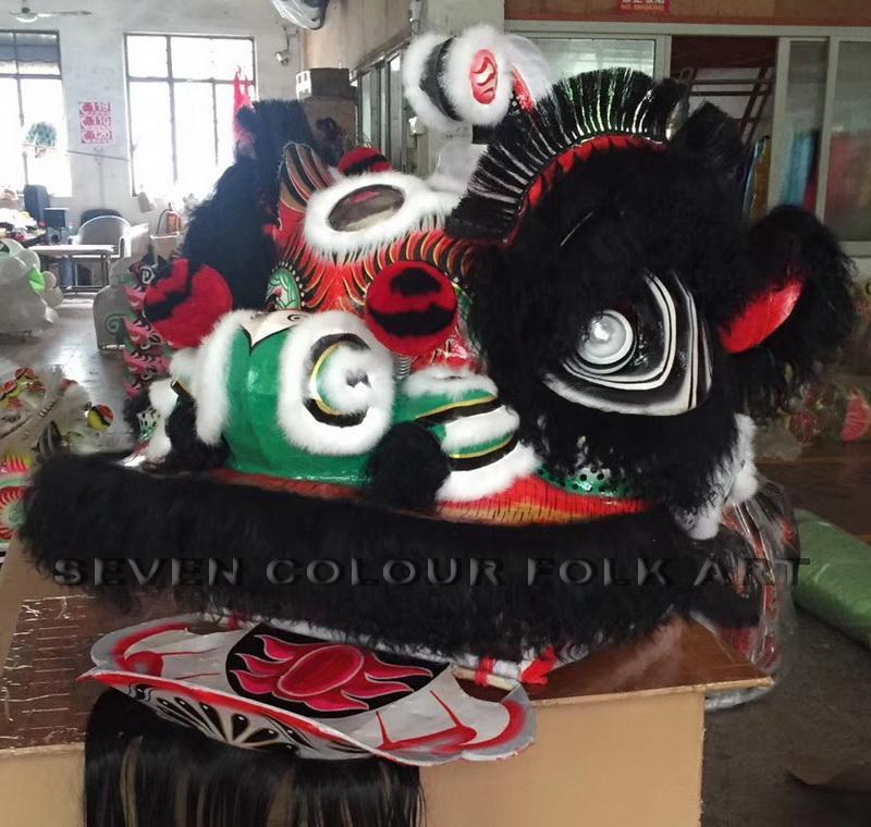 Black Ram Fur Hoksan Lion 2