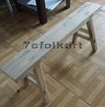 Kung fu bench