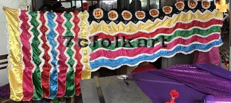 Traditional Liu Bei tail 1