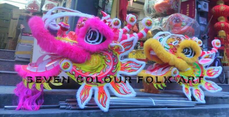 Chinese southern dragons made in Futsan China 2