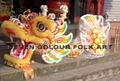 Chinese southern dragons made in Futsan China