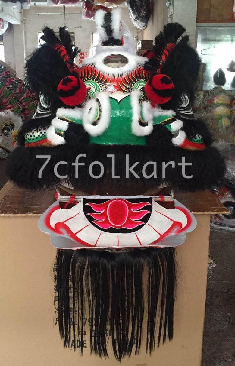 Black Ram Fur Hoksan Lion 1