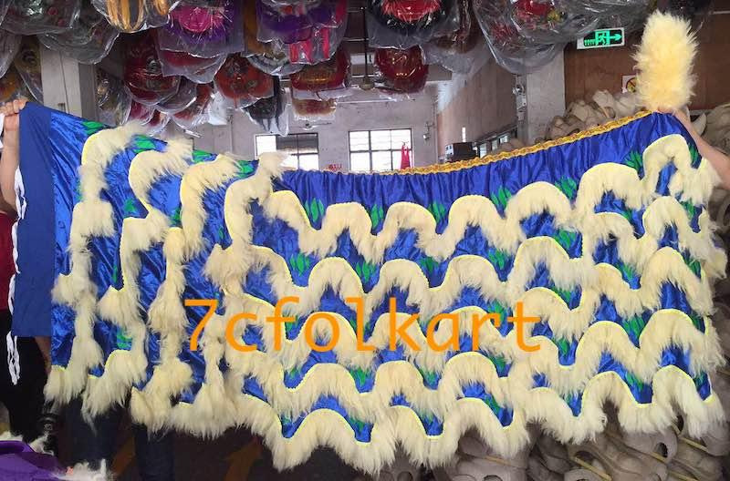 Lion tail with tiger claws printing 2