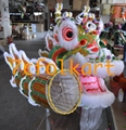 Southern dragon with ram fur and rabbit fur 4