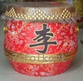 Drums for lion dancing 1