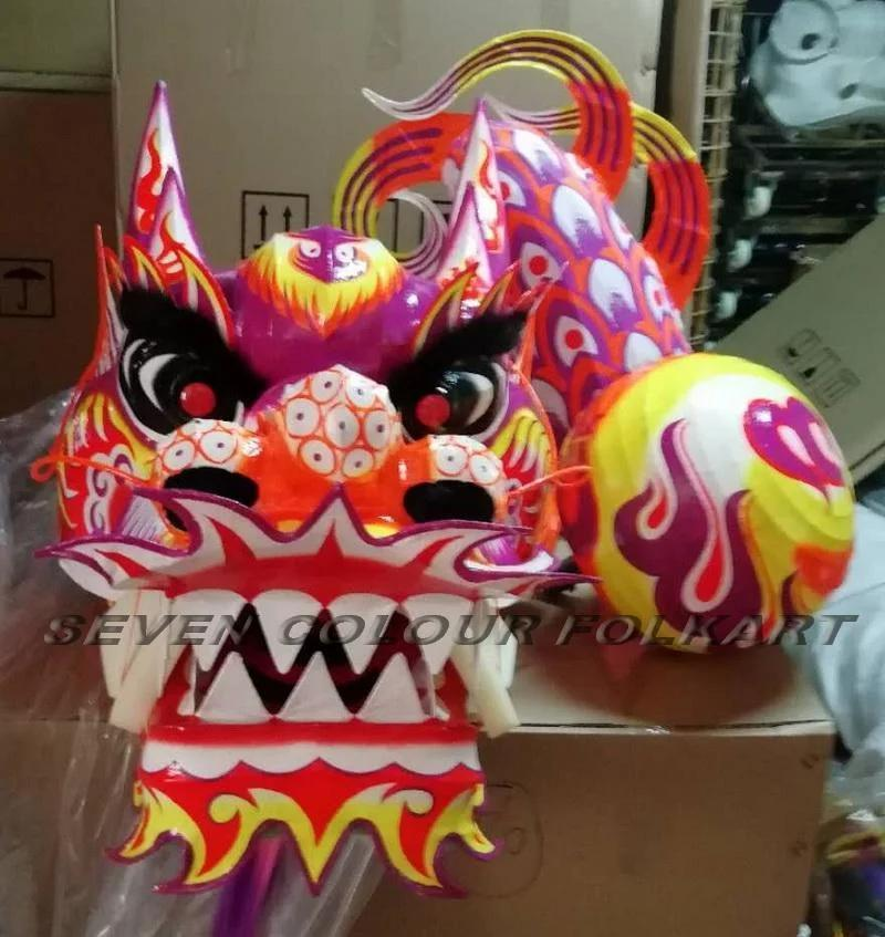 Chinese traditional dragon dance 3