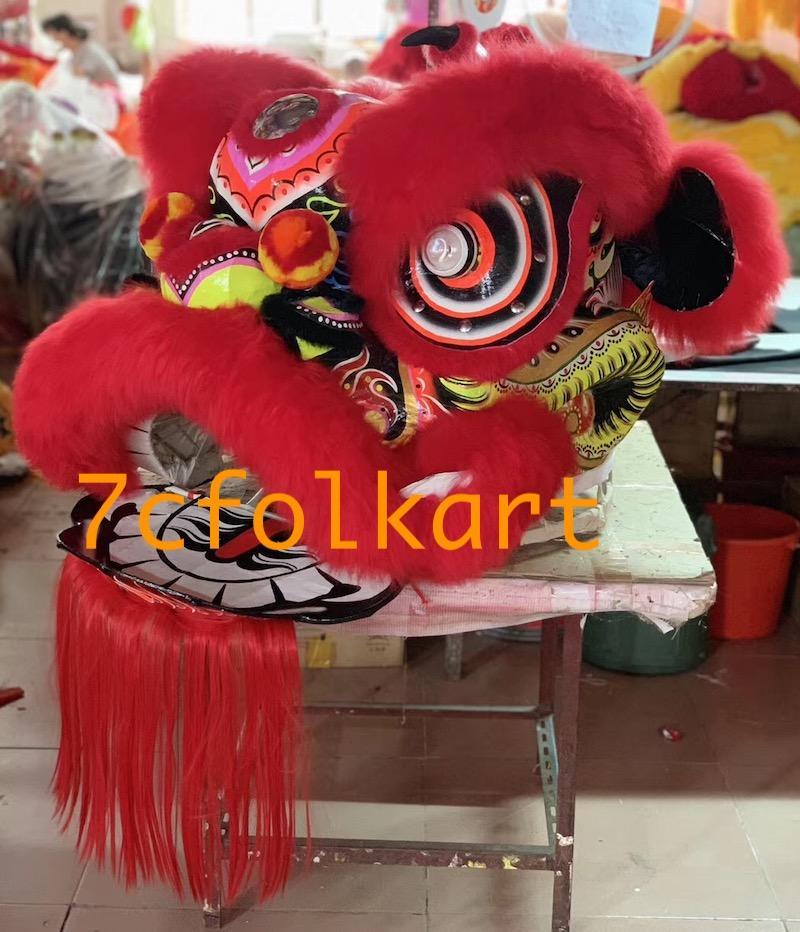 Law fuchi lion heads 4