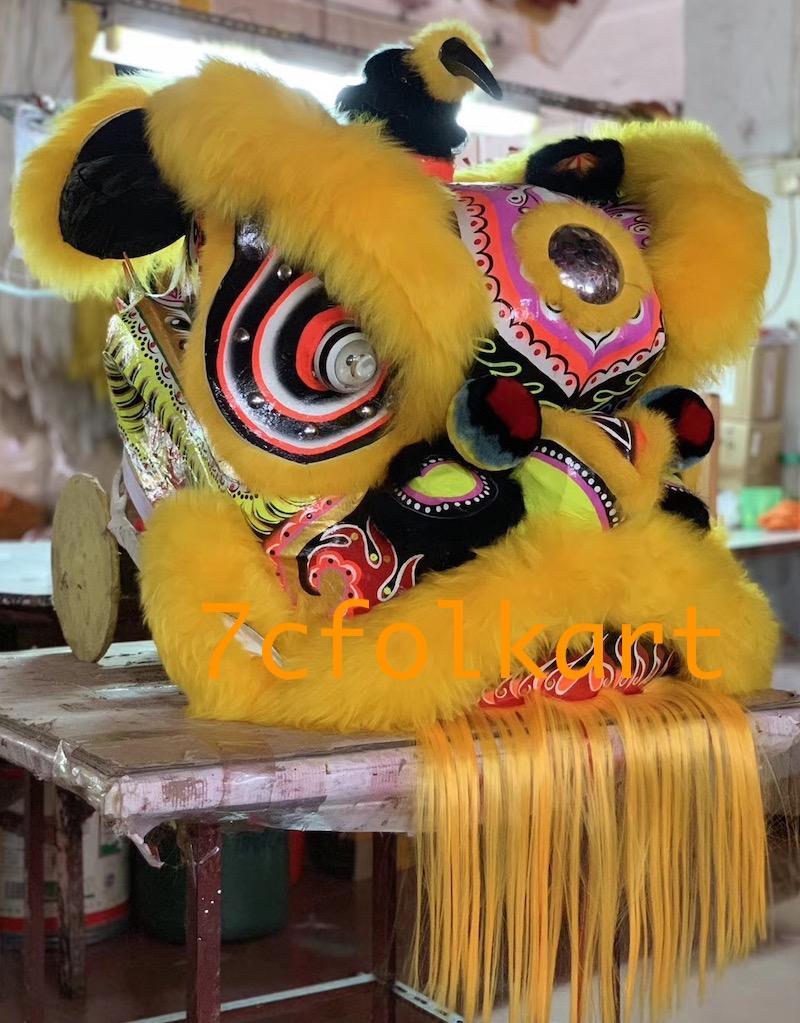 Law fuchi lion heads 6