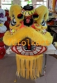 Futsan style lion heads with wool in different colors 9
