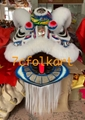 Futsan style lion heads with wool in different colors 20