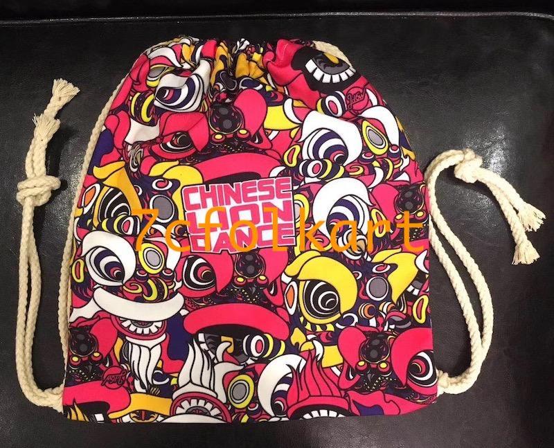 Backpacks with lion dance design 5