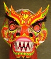 Chinese dragon head 3