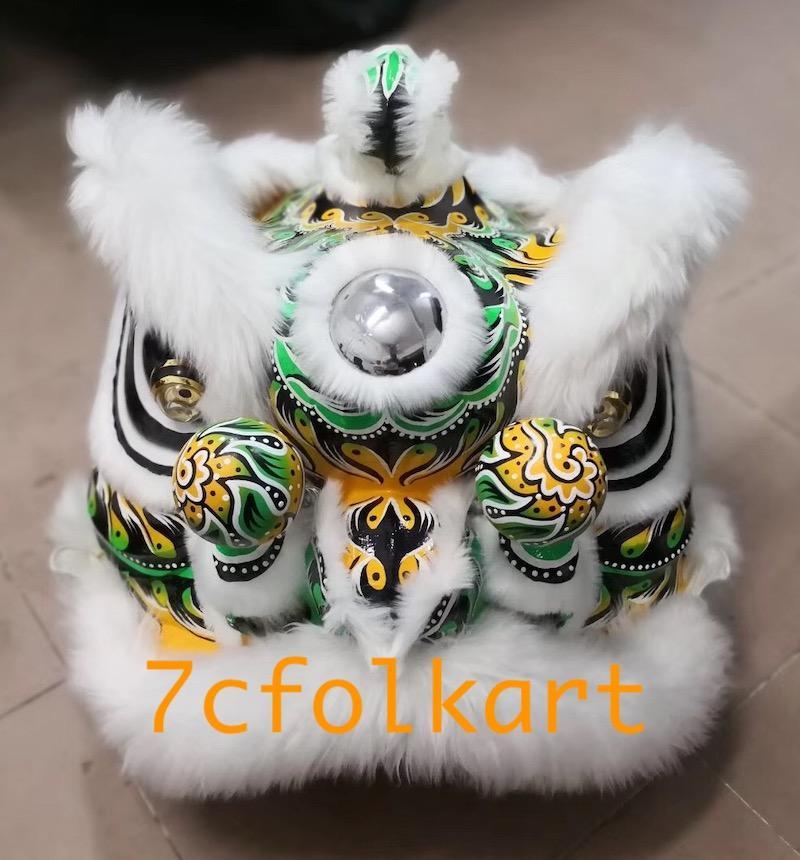 Futhok lions with sheep fur 1