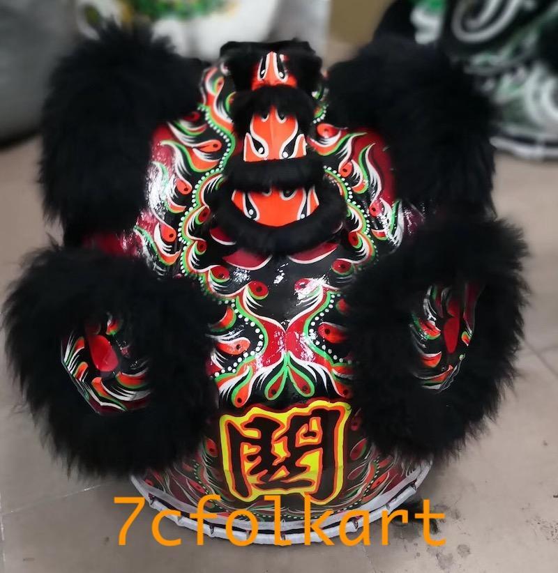 Futhok lions with sheep fur 4