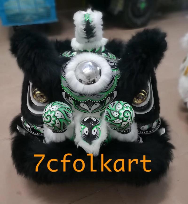 Futhok lions with sheep fur 5