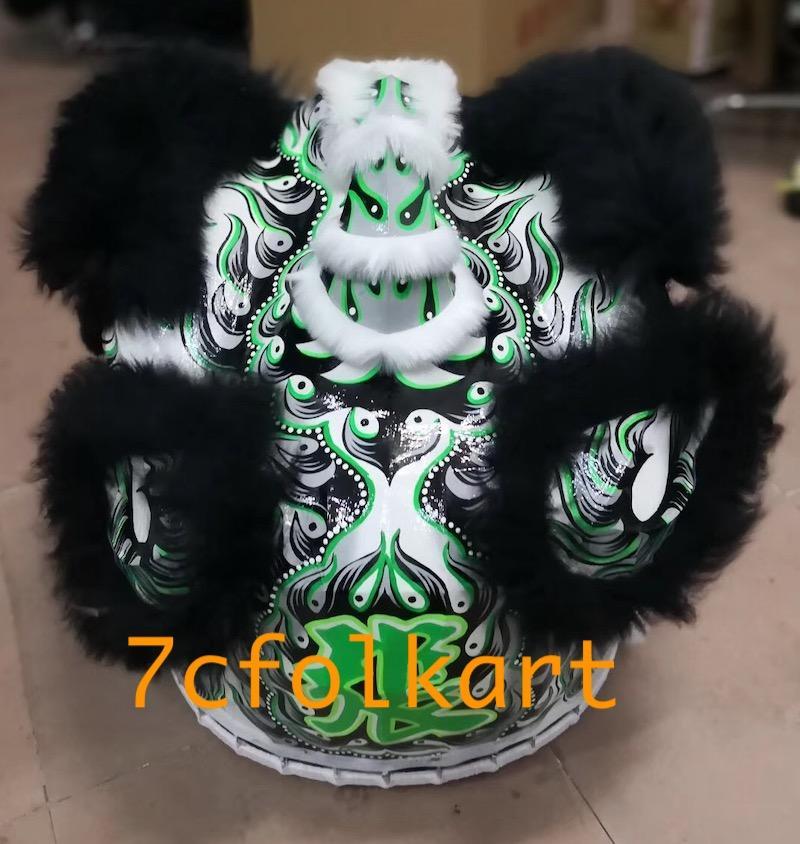 Futhok lions with sheep fur 6