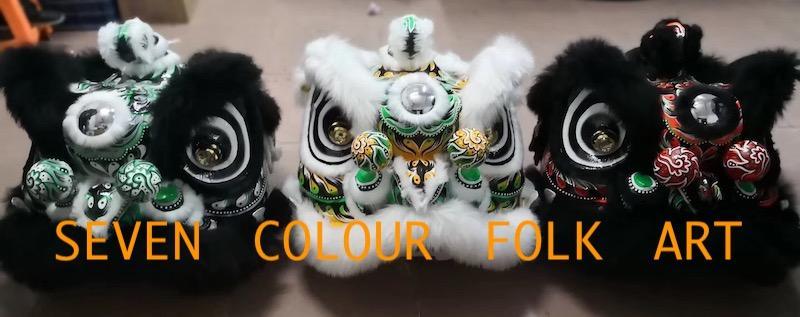 Futhok lions with sheep fur 7