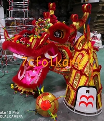Chinese southern red golden dragon (Hot Product - 1*)