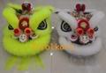 Green sheep fur hoksan style lion