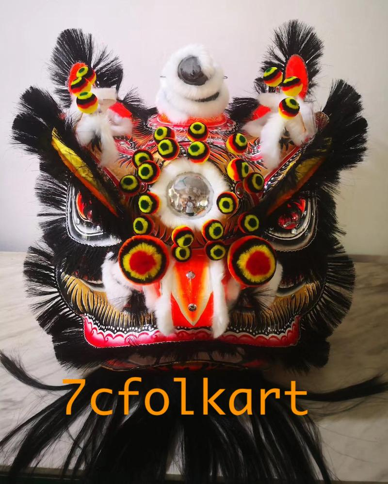 Futsan style traditional lions 4