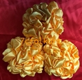 Red bow flowers for lion head, dragon boat, etc. 4