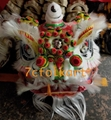 Traditional colourful lion head, tail and pants in good quality