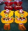 Futsan lion heads in different colors 2