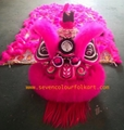 Pink hoksan style lion head of good quality 3