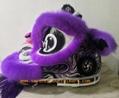 Purple hoksan style lion head of good quality